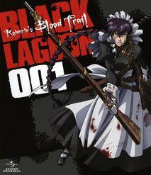Black Lagoon Robertas Blood Trail DVD Covers 001