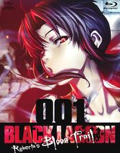 Black Lagoon Robertas Blood Trail Blu-ray Disc Covers 001