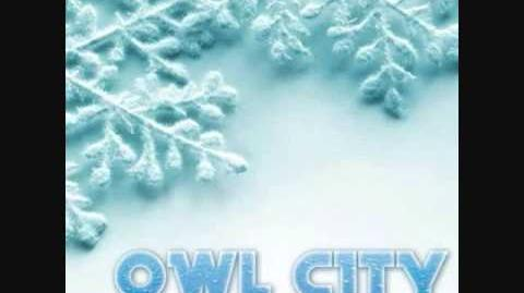 Peppermint Winter - Owl City - Lyrics - Full Song!