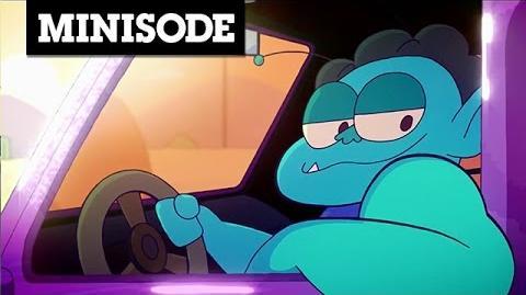 OK K.O.! Rad's Van Minisode Cartoon Network