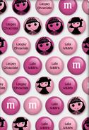 Lala M&M's