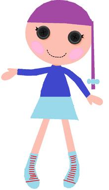 Amy Purple 'N' Blue