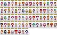 All lalaloopsy dolls as chibis by cloverleaf777-d7hskmm