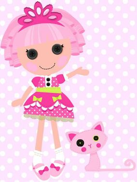 Jewel sparkles lalaloopsy university wiki fandom for Lalaloopsy jewel sparkle coloring pages