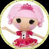 Character Portrait - Jewel Sparkles