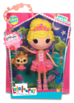 Allegra Leaps 'N' Bounds Large Doll box