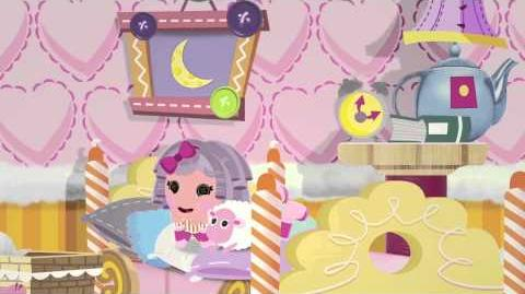 Slumber Party Planning Lalaloopsy