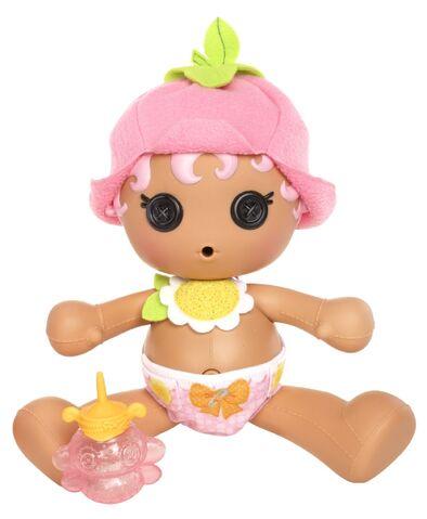 File:Blossom Flowerpot doll - Babies (Diaper Surprise) - sitting.jpg