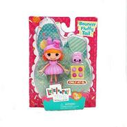 Bouncer Fluffy Tail Mini Doll box