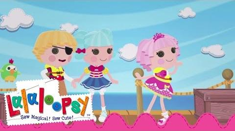 Patch Helps Marina and Jewel Lalaloopsy