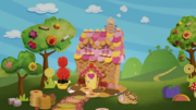 Crumbs' house