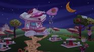 Pickles' diner (evening)
