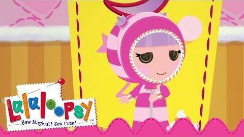 Blanket Featherbed Sewn On Date Lalaloopsy