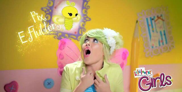 File:Lalaloopsy Girls - debut commercial - Pix E. Flutters HS student.jpg