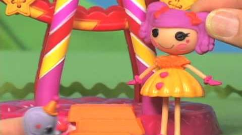 Mini Lalaloopsy Ferris Wheel