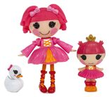 Tippy & Twisty Tumblelina dolls - Mini - sister pack ser. 4