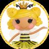 Character Portrait - Royal T. Honey Stripes