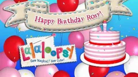 Happy Birthday, Rosy Bumps 'n' Bruises!