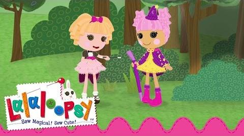 Misty Mysterious Meets Her Idol Lalaloopsy