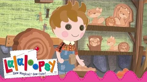 Forest Evergreen Sewn On Date Lalaloopsy