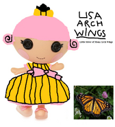 Lisa Arch Wings