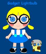 Lalaloopsy oc gadget lightbulb by claudinei230-d75kwy2