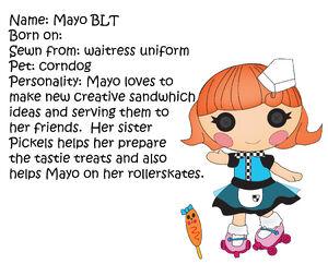 Mayo blt