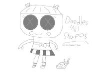 Doodles 'N' Shapes