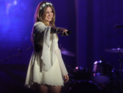 Lana performing lolita in poland