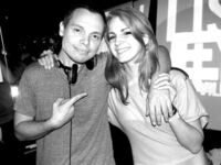 Aaron LaCrate & Lana
