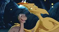 Littlefoot and etta by giuseppedirosso-da6i85j