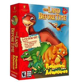 File:The Land Before Time prehistoric adventure.jpg