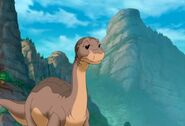 LittleFoot's Right Transparent Eye