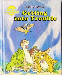 Getting into Trouble Cover