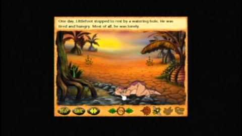 Land Before Time Animated Moviebook-0