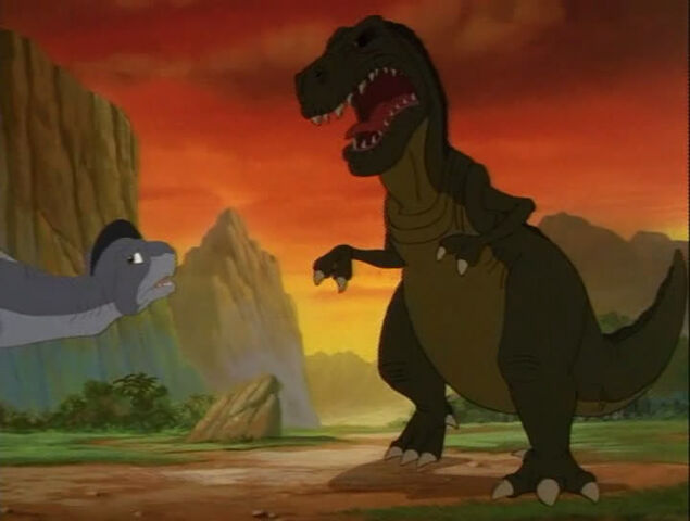 Image Guido And Sharptooth Jpg Land Before Time Wiki - Imagez co
