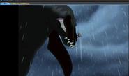 Swimming Sharptooth has Petrie
