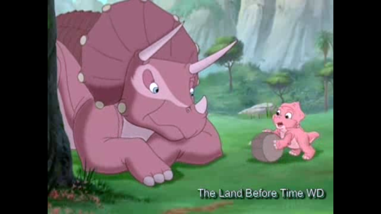 land before time tria