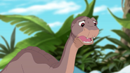 TLBTXIV - Littlefoot going to help his dad