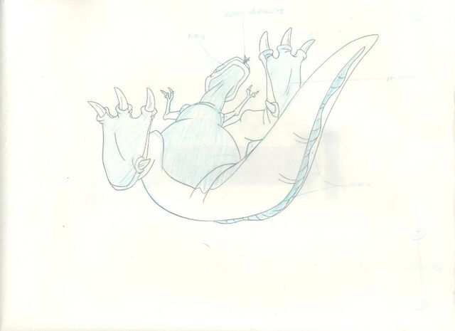 File:The land before time production drawing cel 45.jpg