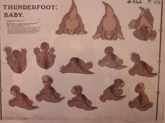 File:Littlefoot baby character sheet.jpg