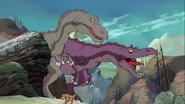 Acrocanthosaurus Pair TLBT