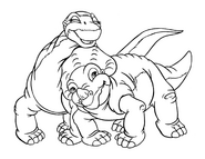 Coloring page 4 movie 2