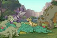 Young Maiasaurs 1