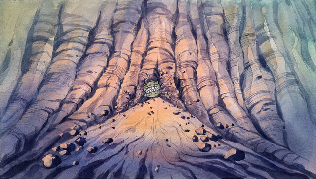 File:The Land Before Time Color Keys Sullivan Bluth Amblin, 1988 2.jpg