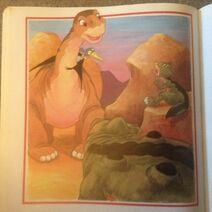 The Land Before Time - The Illustrated Story Part 29
