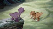 Chomper meets Metriacanthosaurus
