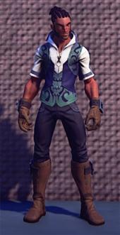 Pathfinders-gear-green-male