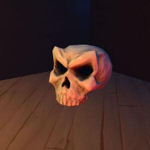 Skull-jawless