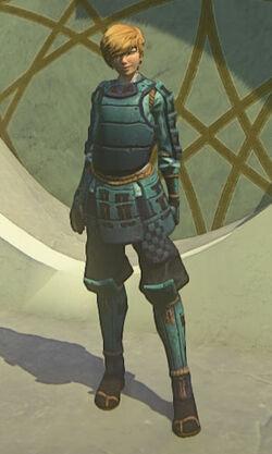 Swordsman-nimble-blue